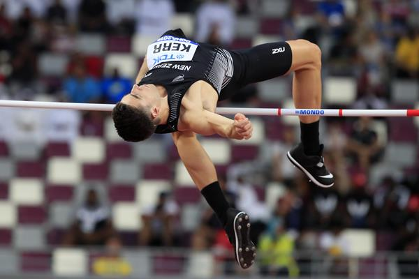 New Zealand high jumper Hamish Kerr (Getty Images)