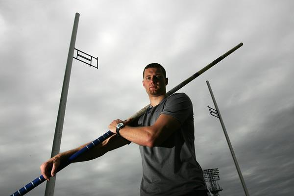 US pole vaulter Brad Walker (Getty Images)