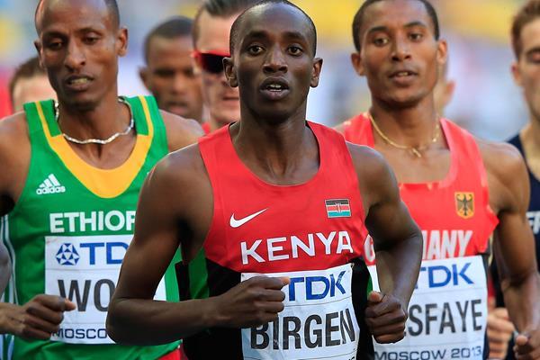 Kenyan middle-distance runner Bethwell Birgen (Getty Images)