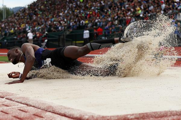 US triple jumper Will Claye (Getty Images)