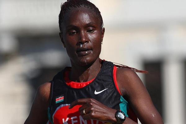 Kenya's Pamela Chepchumba (Getty Images)