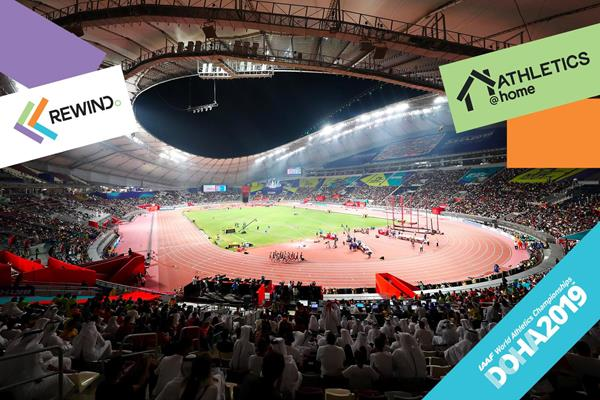 Watch: World Athletics Championships Doha 2019 (Getty Images)