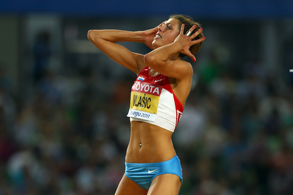 Blanka Vlasic Spikes ()
