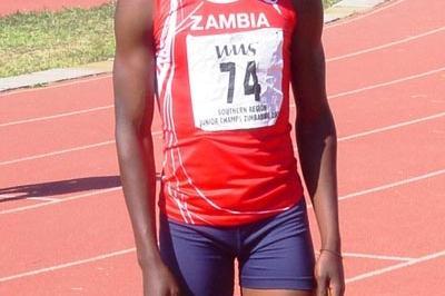 Rebecca Nachula (Zambia) (IAAF Correspondent)