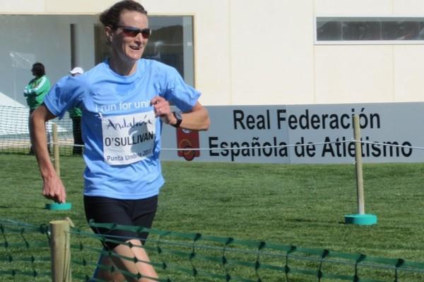 UNICEF Run, Punta Umbria - Sonia O'Sullivan (IAAF.org)
