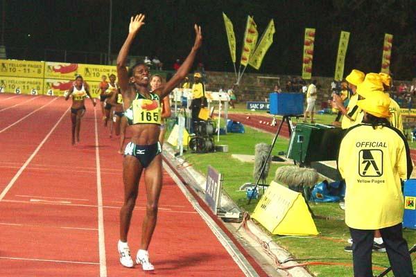 Agnes Samaria in Tshwane (Mark Ouma)
