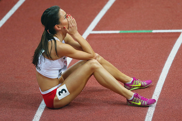 Polish 800m runner Joanna Jozwik  (Getty Images)