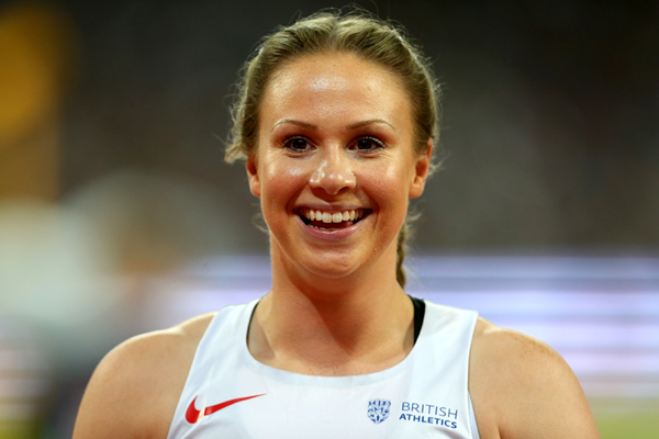 British hammer thrower Sophie Hitchon (Getty Images)