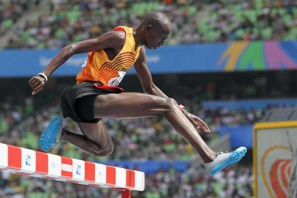 Benjamin Kiplagat (Getty Images)