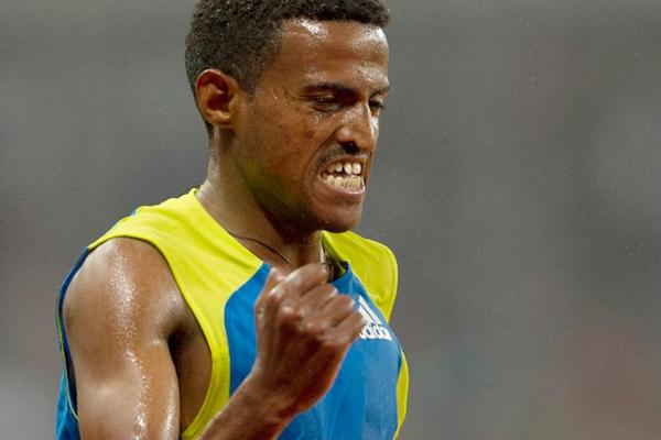 Ethiopian distance runner Hagos Gebrhiwet (Getty Images)