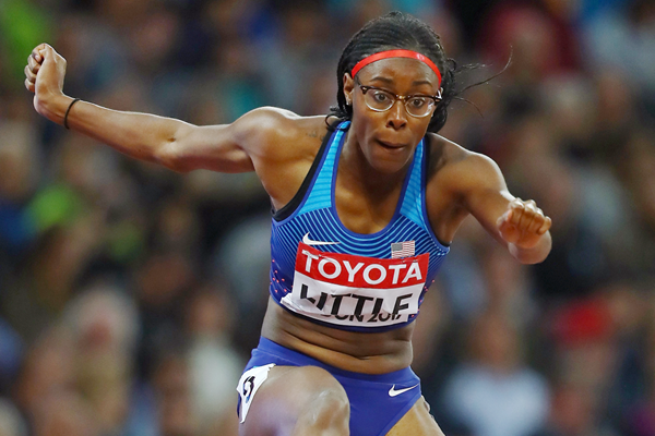US 400m hurdler Shamier Little (Getty Images)