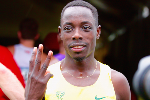 Edward Cheserek (Justin Britton)