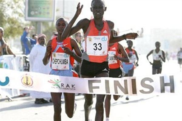 Salina Kosgei snatches win in Ras Al Khaimah (Victah Sailer)