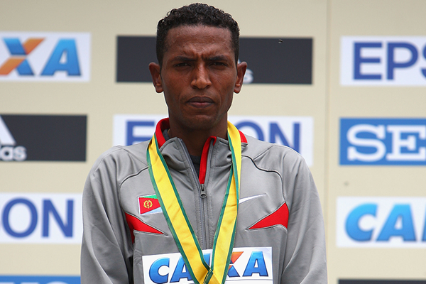 Another World Half, another gold for Zersenay Tadese (Getty Images)