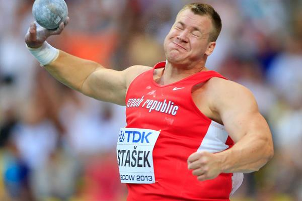 Czech shot putter Martin Stasek (Getty Images)