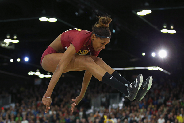 Venezuelan triple jumper Yulimar Rojas (Getty Images)