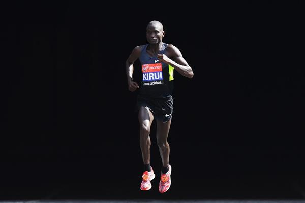 Kenyan marathon runner Abel Kirui (Getty Images)