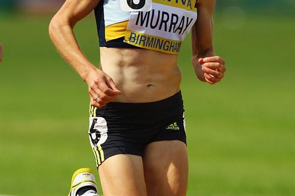 Freya Murray at the 2009 UK World Trials in Birmingham (Getty Images)