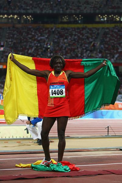 Francoise Mbango Etone ()
