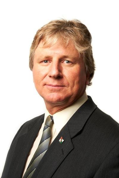 IAAF Council Member Geoff Gardener (IAAF)