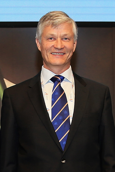 IAAF Council Member Antti Pihlakoski (Getty Images)