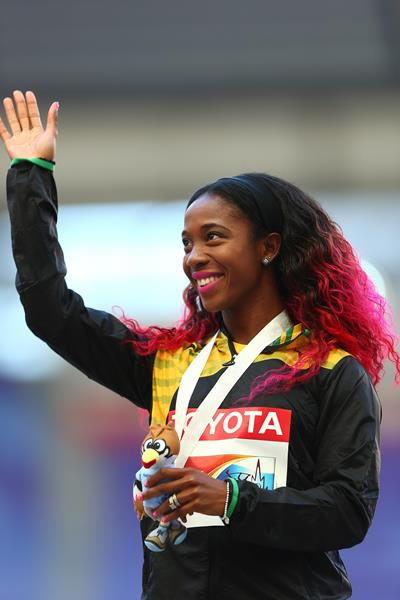 Shelly-Ann Fraser-Pryce Hairstyle ()