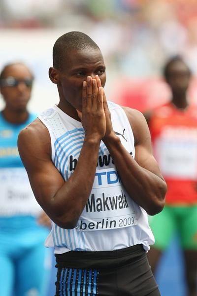 Isaac Makwala ()