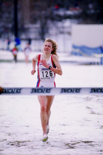 Paula Radcliffe Boston Junior ()