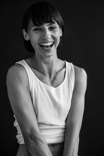 Anna Kielbasinska in 2019 (not) ordinary girl calendar (Aleksandra Szmigiel / Running Creatives)