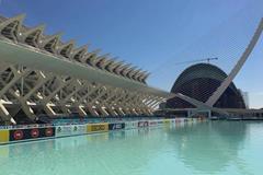 City of Arts and Sciences, Barcelona (Michelle Sammett)