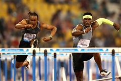 Doha Diamond League Hurdles ()