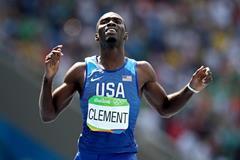 Rio 2016 men 400m hurdles final