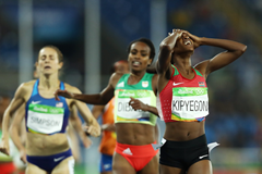 Faith Kipyegon 2016 ()