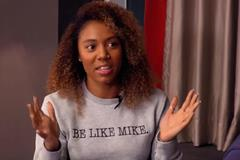 Kori Carter on IAAF Inside Athletics (IAAF)