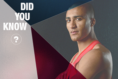Did You Know Ashton Eaton ()