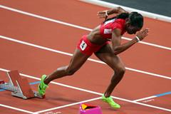 DeeDee Trotter US Sprinter ()
