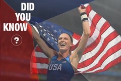 Did You Know Sandi Morris ()