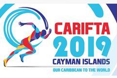 CARIFTA Games 2019 logo (Organisers)