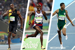 Male World Athlete of the Year finalists ()