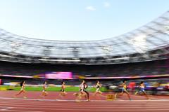 Athletes compete at the IAAF World Championships (Getty Images)