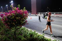 World Championships Doha 2019 Evan Dunfee 50km race walk