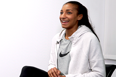 Nafissatou Thiam on IAAF Inside Athletics (IAAF)