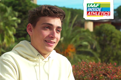 Armand Duplantis on IAAF Inside Athletics (IAAF)