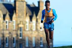 Italian middle distance runner Yemaneberhan Crippa (Getty Images)