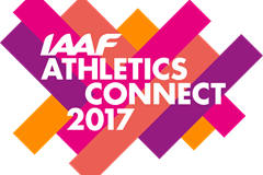 IAAF Athletics Connect logo (IAAF)