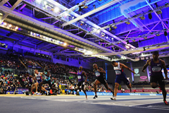 Glasgow Indoor 60m 2016 ()