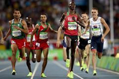 Rio 2016 men 1500m semi-finals