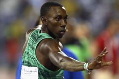 Pedro Pablo Pichardo at the 2015 IAAF Diamond League meeting in Doha (Getty Images)