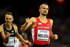 Jakub Holusa in action at the IAAF World Championships London 2017 (Getty)