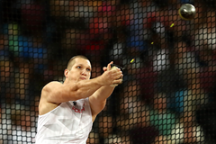 Wojciech Nowicki in the hammer at the IAAF World Championships London 2017 (Getty Images)